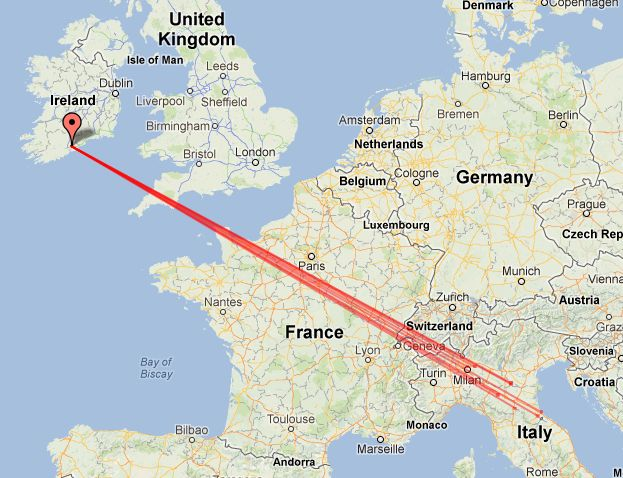 2m Es QSO Map 18/05/13
