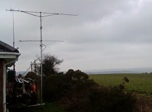 EI3KD antennas