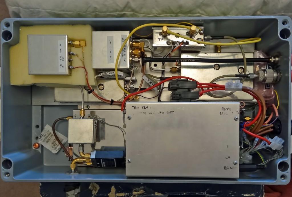 EI3KD's 10GHz transverter