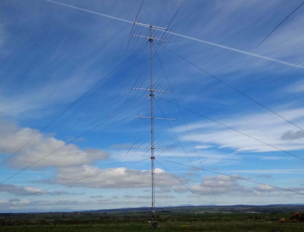 Rotating tower at EI7M